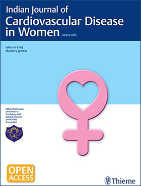 Indian Journal of Cardiovascular Diseases in Women