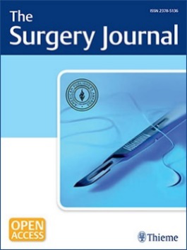The Surgery Journal