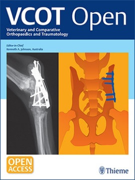 VCOT Open - Veterinary and Comparative Orthopaedics and Traumatology