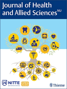 Journal of Health and Allied Sciences